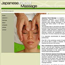 Japanese Facial Massage website