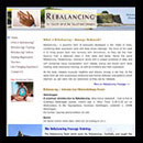 Rebalancing Training website